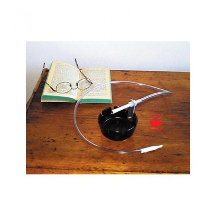 cendrier pour table de chevet avec tube parsons adl. Black Bedroom Furniture Sets. Home Design Ideas