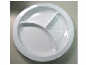 DIVIDED DINNER PLATE  sc 1 st  Parsons ADL : dinner plate with lip - pezcame.com